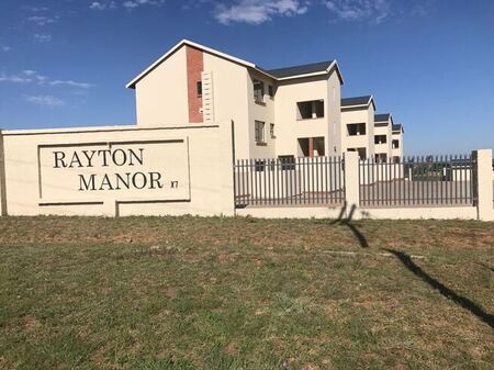 Newly built flats to rent in Rayton