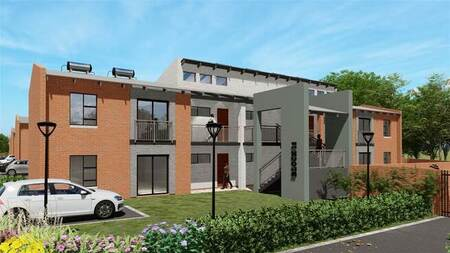 1 Bed Townhouse in Protea Glen