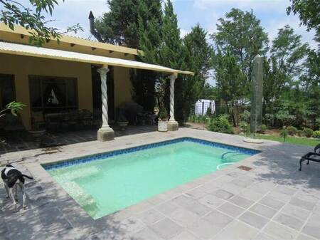 5 Bed House in Harrismith