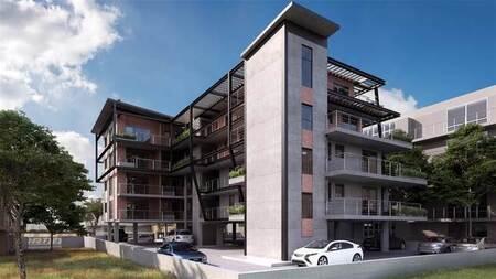 Studio apartment in West Beach