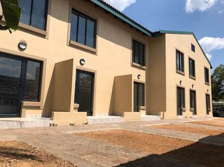 Studio apartment in Rietfontein