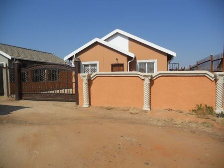 House for rental at Rosslyn in the north of Pretoria