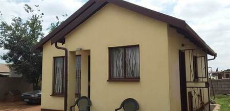 2 Bed House in Dawnpark