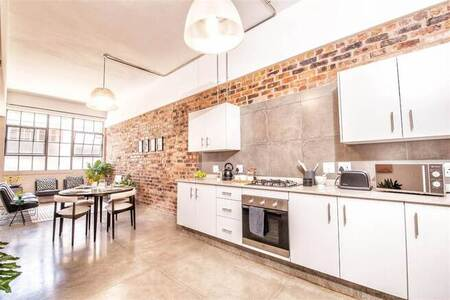 Studio Apartment in Braamfontein