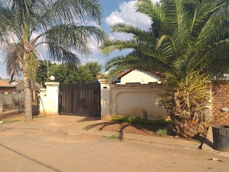 house to share in mahube Valley x3, mamelodi east