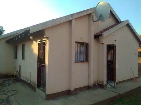 3 Bed House in Mabopane