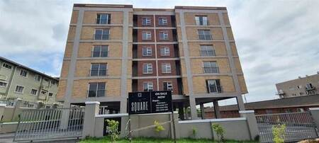 2 Bed Apartment in Parkside