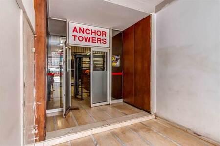 Bachelor apartment in Johannesburg Central