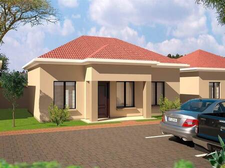 2 Bed Townhouse in Chiawelo