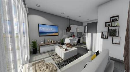 Studio apartment in Ravenswood