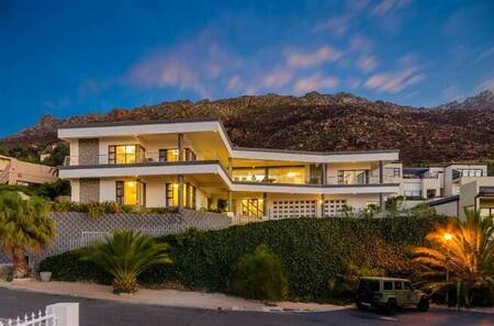 7 Bed House in Mountainside