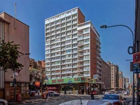 Studio Apartment in Johannesburg Central