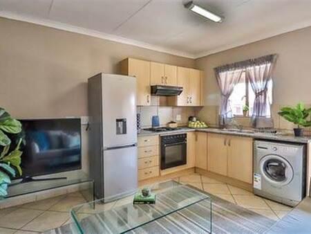 Studio Apartment in Krugersrus