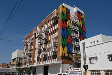 Studio Apartment in City & Suburban (Maboneng)