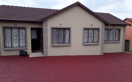 3 Bedroom House To Rent In Tasbet Park