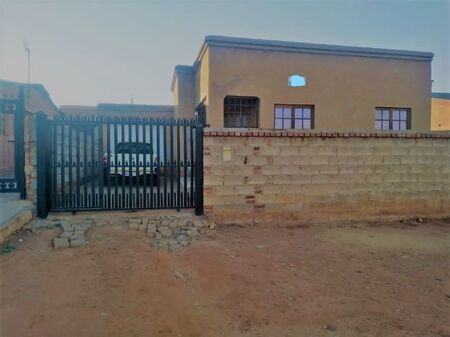 house for sale in Mamelodi sns